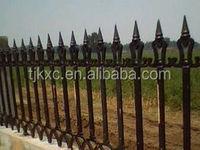 ornamental iron cast/cast iron decorative panels fence