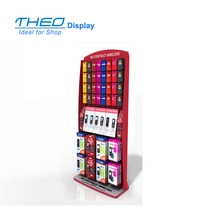 Best Price Nice Quality Mobile Phone Display Hanging Shelf Rack