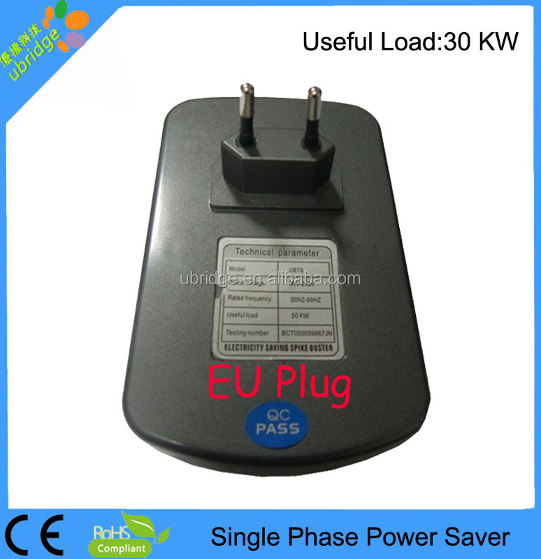 Single phase Electricity Saving Box up to 40% Improve the power factor Monophase Electricity Saving Box