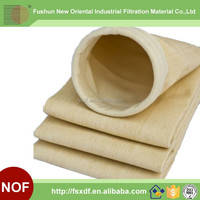 Aramid Dust Collector Bags/ Custom Bag Filter For Sale