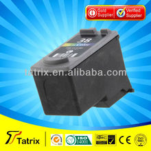 CL-38 Ink Cartridge , Remanufactured CL-38 Ink Cartridge for Canon CL-38 Ink Cartridge With ISO,STMC,SGS,CE Approved