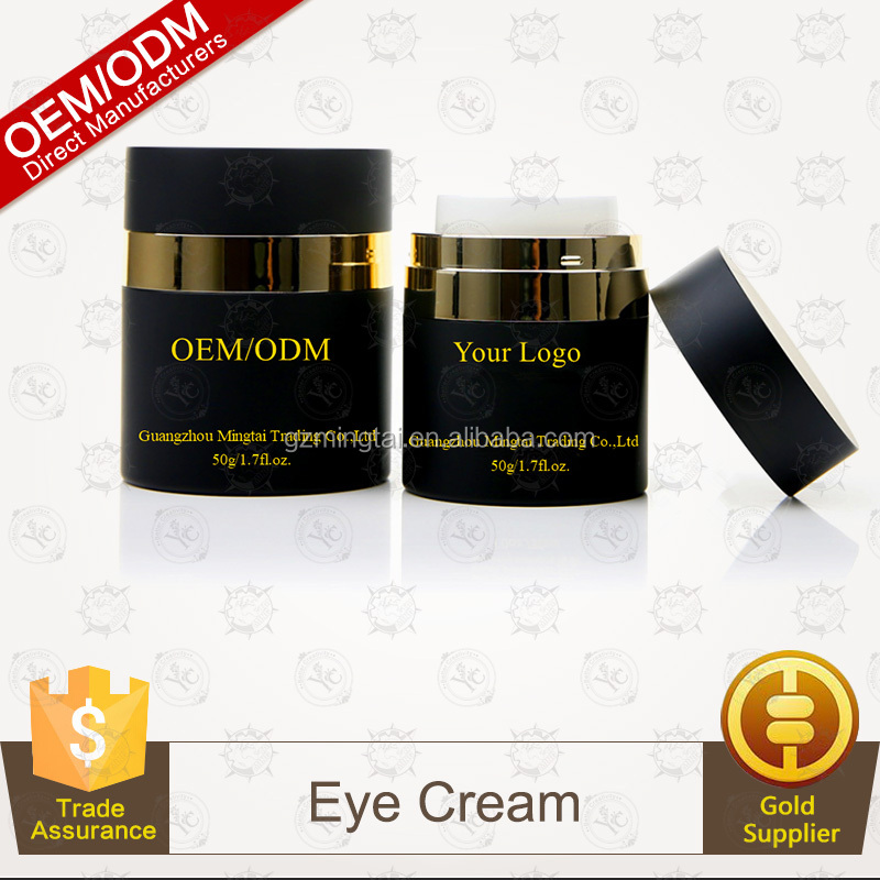 Eye Cream For Puffiness, Dark Circles, Wrinkles & Bags Private Label Available