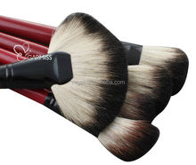make up brush set fan brush angular brush professionl make up makeup kit
