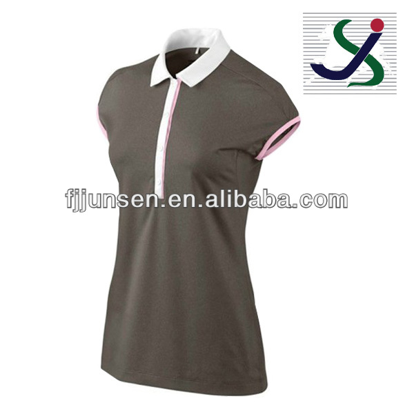 JT9210 lady's golf polo 2017