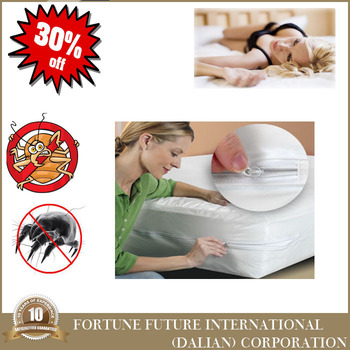 Multifunctional bed bug cover zippered with low price