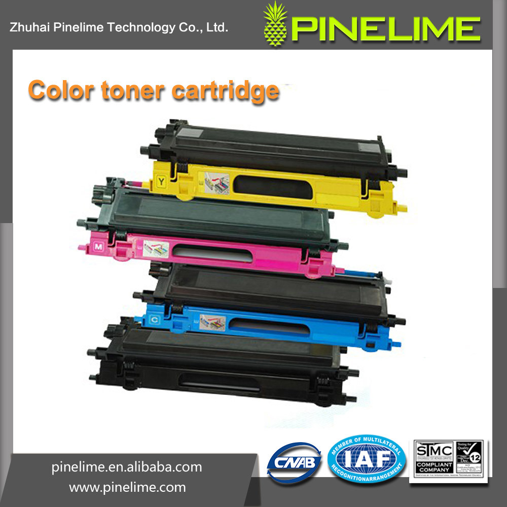 IP Safe compatible color toner cartridge set for canon 131