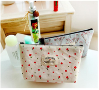 BSCI audit factory bulk cosmetic bags cheap wholesale makeup bags