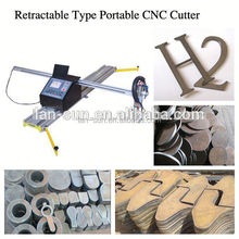 CNC Mini Cutters ,With High cutting Speed portable plasma cutting machine for steel cuttting