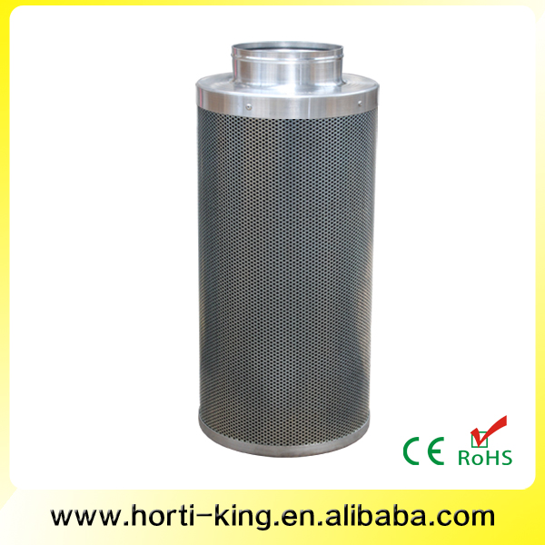 odor absorbing material air filter active carbon for green house