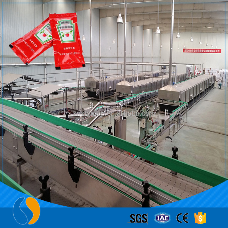 Alibaba industrial food and beverage service processing equipment for tomato paste
