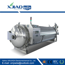 Food beverage spray autoclave sterilizer