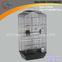 New type design cage decoration bird cage for sale
