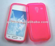 Crystal Clear Pudding case for Samsung Galaxy ACE 2 I8160