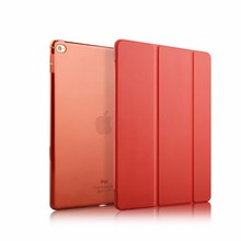 Magnetic Slim PU Leather Smart Cover Stand Case for iPadmini 4 Wake & Sleep Ultrathin Multiple Shapes
