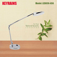 White light CE Rohs 6w led table lamp