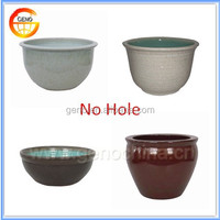 Customized interior decorative water pot