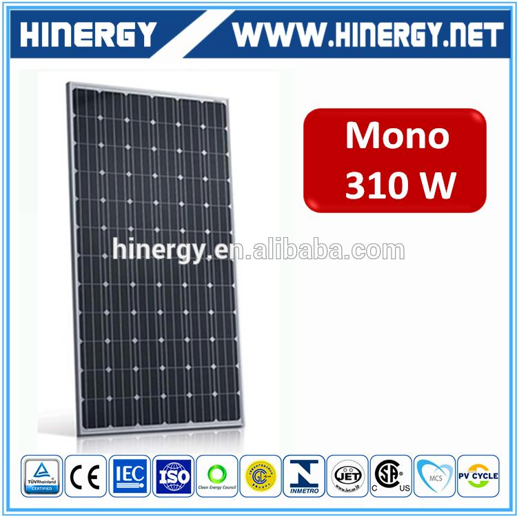 310W Multifunctional solar panel in india 310W shenzhen solar panel for wholesales