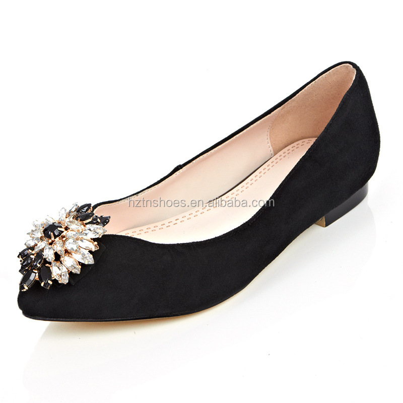 Colorful Rhinestone Bridal Low Heel Wedding Shoes Women's ...
