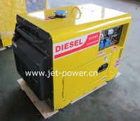 New ac 5.5kva diesel generator with color optional