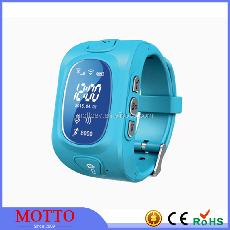 Cell Phone Wrist Watch Gps Tracking Watch For Kids