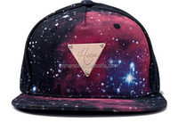 Low price professional snapback hats 3d