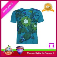 Printed high quality cheap t shirt for sale wholesale from Factory supply