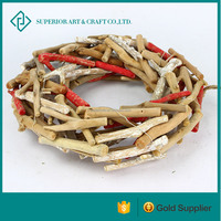 hand craft wooden christmas Wreath