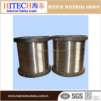 ASTM Incoloy 825 gas wire for scrubbing tower