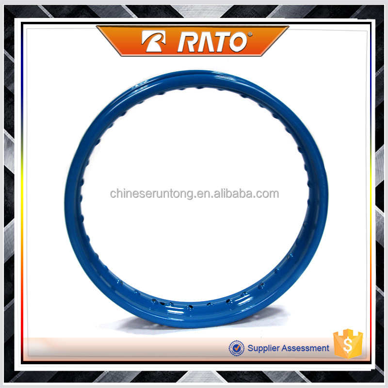 China popular 18 colored motorcycle new sport rim