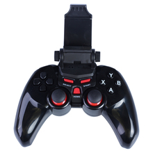 Hot selling Wireless Bluetooth Game Controller for Android / ISO system Smart mobile phone Gamepad