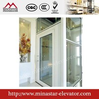 elevator small hydraulic home lifts for disabled people Slience home mini lift