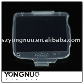 LCD Monitor Cover Screen Protector BM-7 for Nikon D80