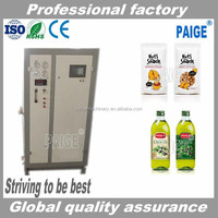 Gas Generator for Nitrogen Gas for Foods Industry