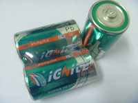 Factory price!!!1.5V R20 d dry cylindrical batteries
