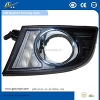 popular daytime running light for VW Lavida(08-12) auto led bulb electric motorcycle conversion kits