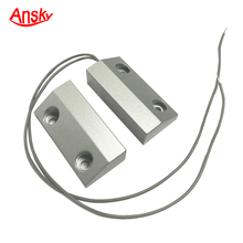 ZINC Alloy electrical magnetic door contacts switch 12V 24V