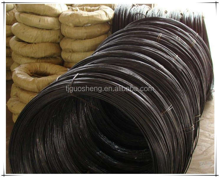 soft annealed binding wire & black iron wire