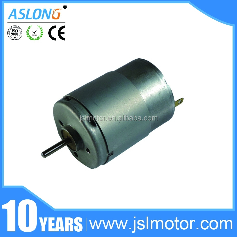 Mabuchi Bosch Electric Mini Dc Motor 25000rpm Specifications High Torque for Bicycle