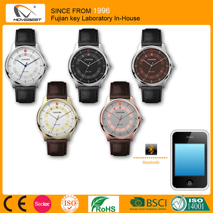 Camera Remote Control Intelligent Bluetooth Smart Watch, Waterproof Android Watch Phone