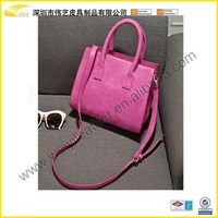 Wholesale High Quality Custom Colorful Cheap Fashion Durable Leather Long Strap Shoulder Bag For Girls Sales In Alibaba