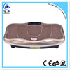 Whole body vibration machine crazy fit massage with music function and Magnetic therapy massage