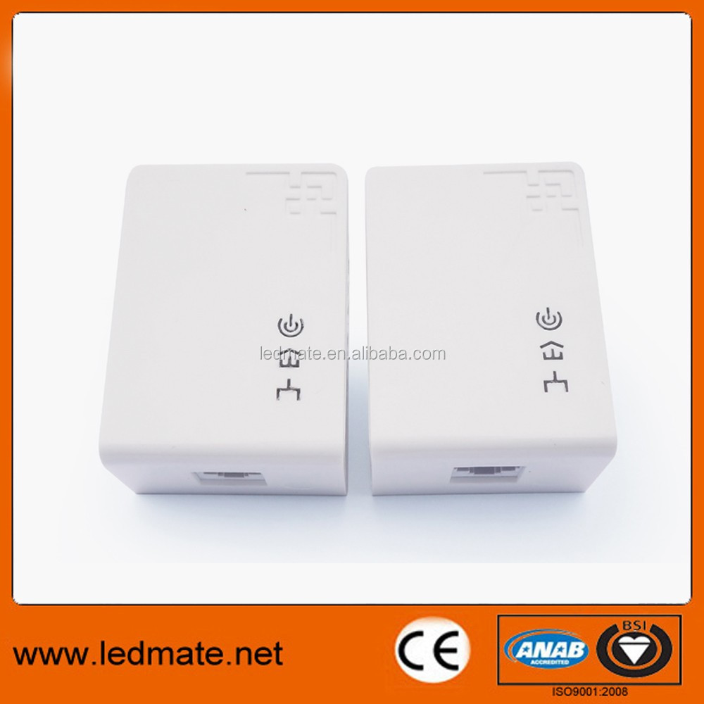 Networking 500Mbps powerline industrial ethernet adapter adaptor 500m