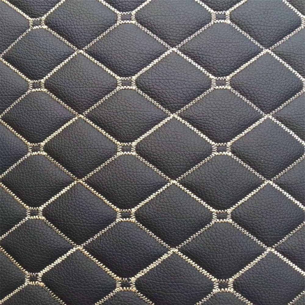 high quality PVC leather for car floor mat