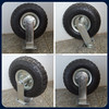 Swivel Plate wheels and castors with Air Tyre