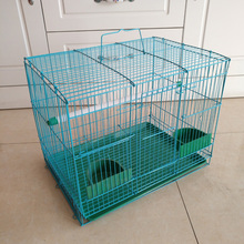 china indoor house shape wire pet crate aviary finch bird cages