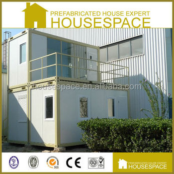 Newly Designed Solid Waterproof Container House For Accommodation and Office