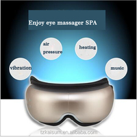 Cordless Eye Massager Electric Eye Massage Machine 4 Vibration Modes with Usb Charging Built-in Rechargeable lithium Battery