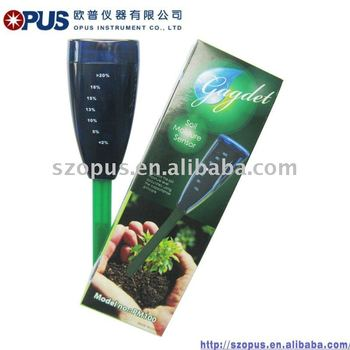 High quality plastic PM100 digital soil moisture meter