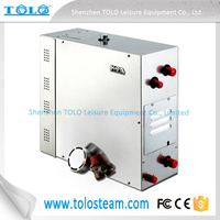 Luxury bathroom steam generator, sauna steamers