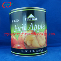 Good quality Canned slices solid pack apple Manufacturer